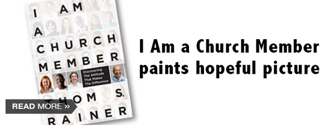 i am church member