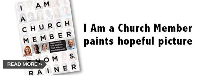 i am church member