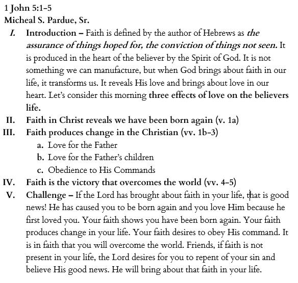 1 John 5 1 5